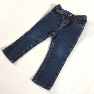4/25$ 🦋 Osh Kosh blue denim skinny jeans for baby